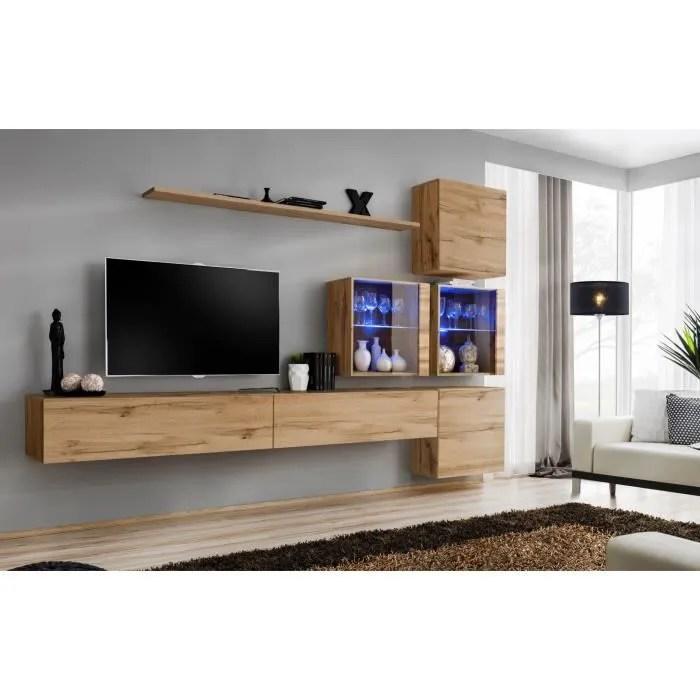 ensemble meuble salon mural switch xix design col
