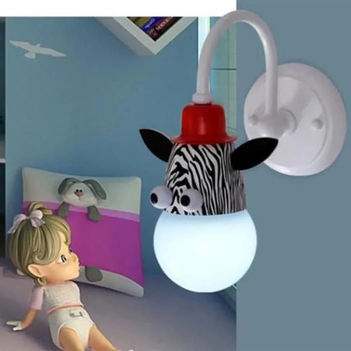 applique lampe murale d enfant chambre bebe avec a
