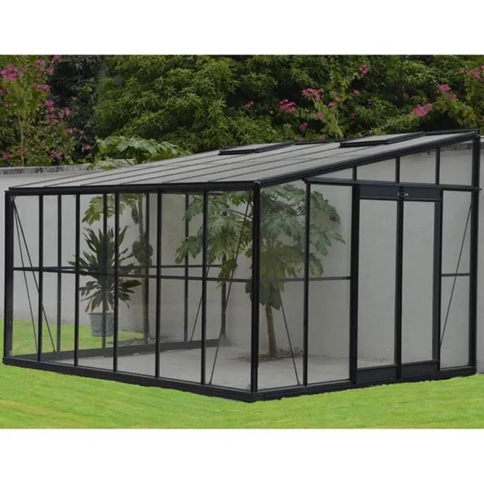 serre grise jardin d hiver 12m