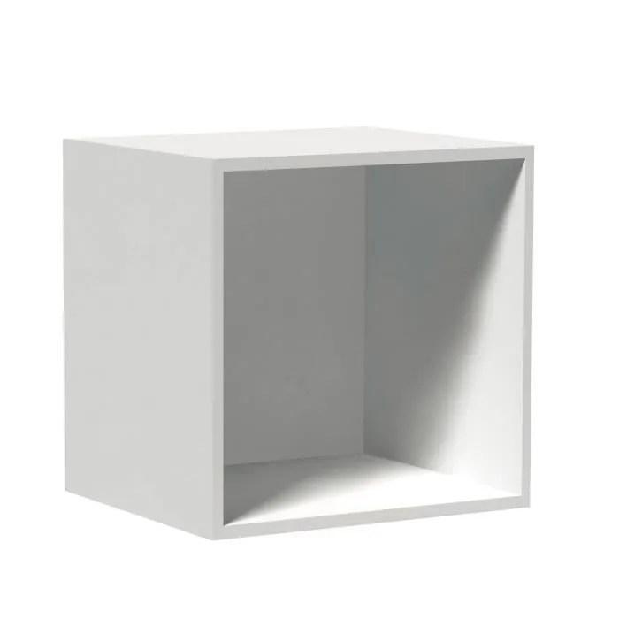 cube de rangement empilable 35 5 x 35