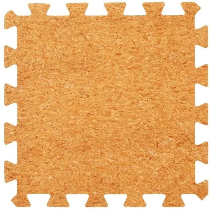 tapis en mousse assemblables en liege