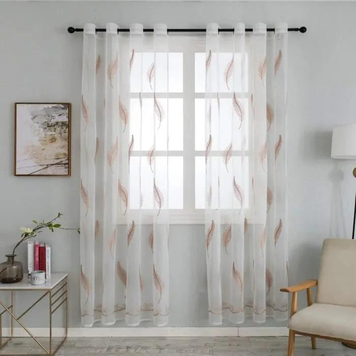 1964 topfinel rideau voilages decoration chambre