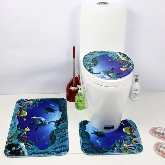 ensemble tapis salle de bain