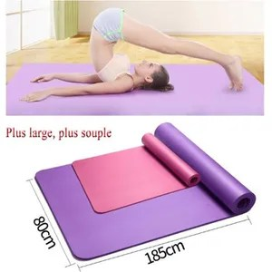 tapis yoga large