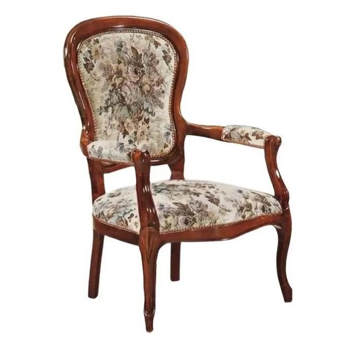fauteuil louis philippe achat vente