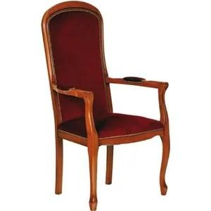 tissus fauteuil voltaire