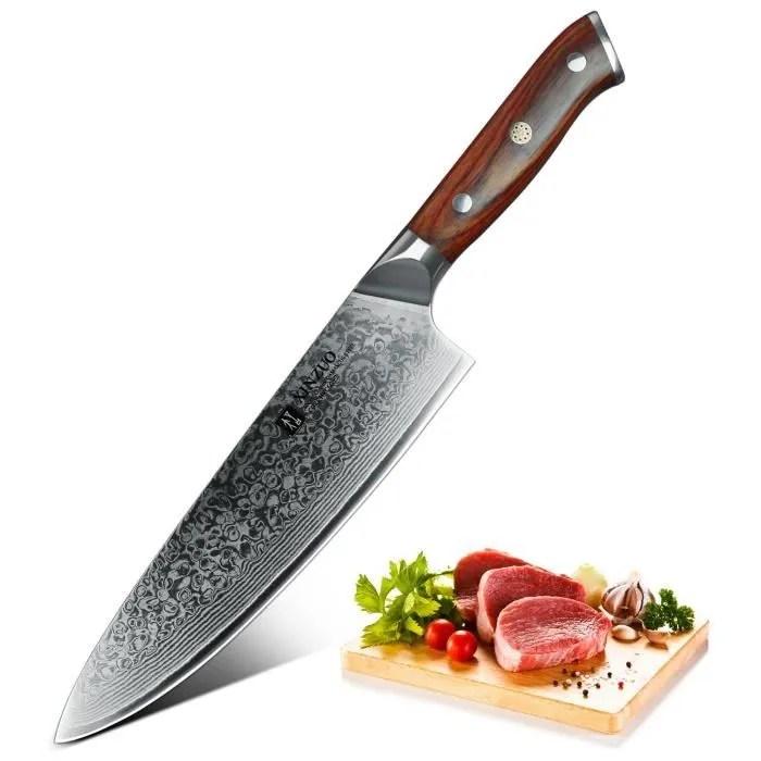 malette de couteau de cuisine japonais