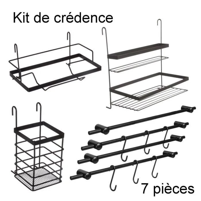 kit de credence pour cuisine