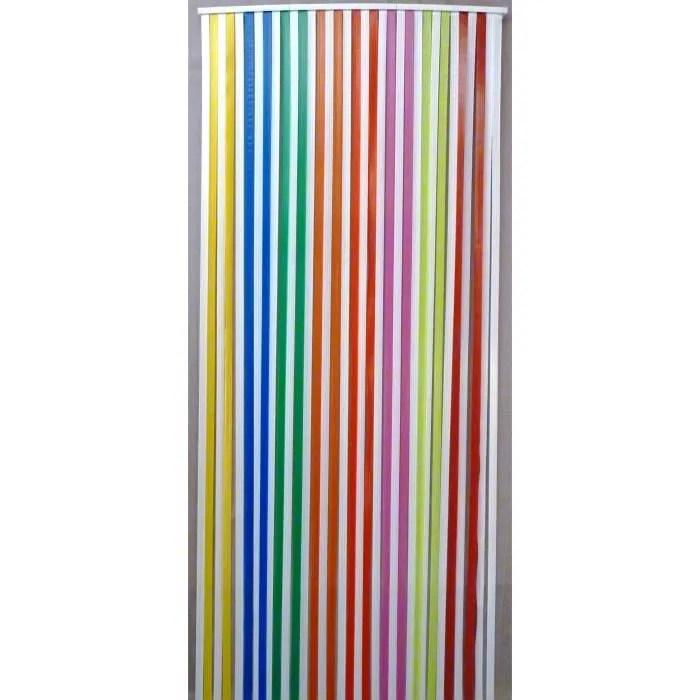 rideau de porte lanieres plastique anti mouches