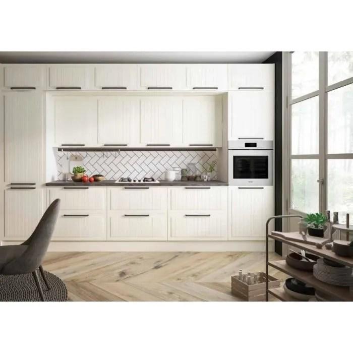ensemble cuisine livorno 360 cm elements hauts et elements bas meuble de cuisine