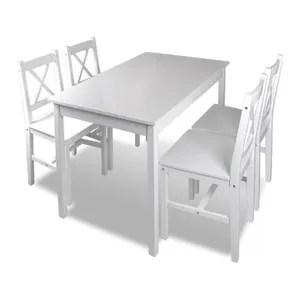 ensemble table et chaises pas cher