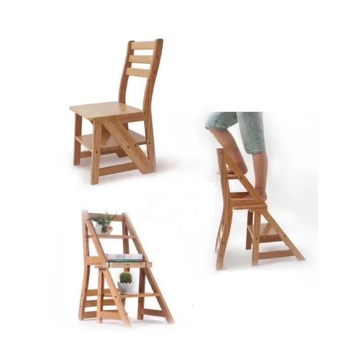chaise escabeau occasion