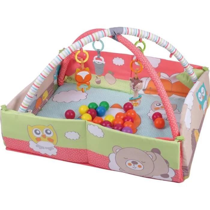 candy tapis d eveil interactif 2en1 bebe fonct