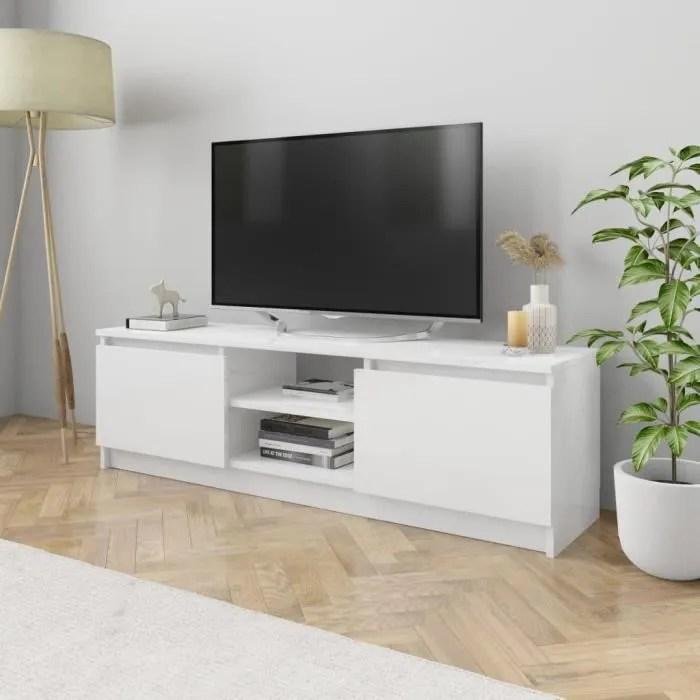 meuble tv coin