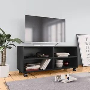 meuble tv hauteur 90 cm