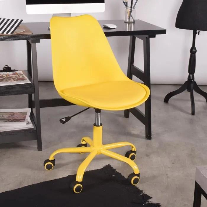 chaise de bureau chaise pivotante a