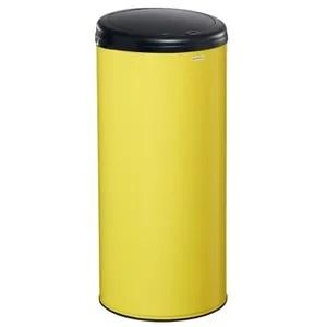 poubelle jaune achat vente poubelle