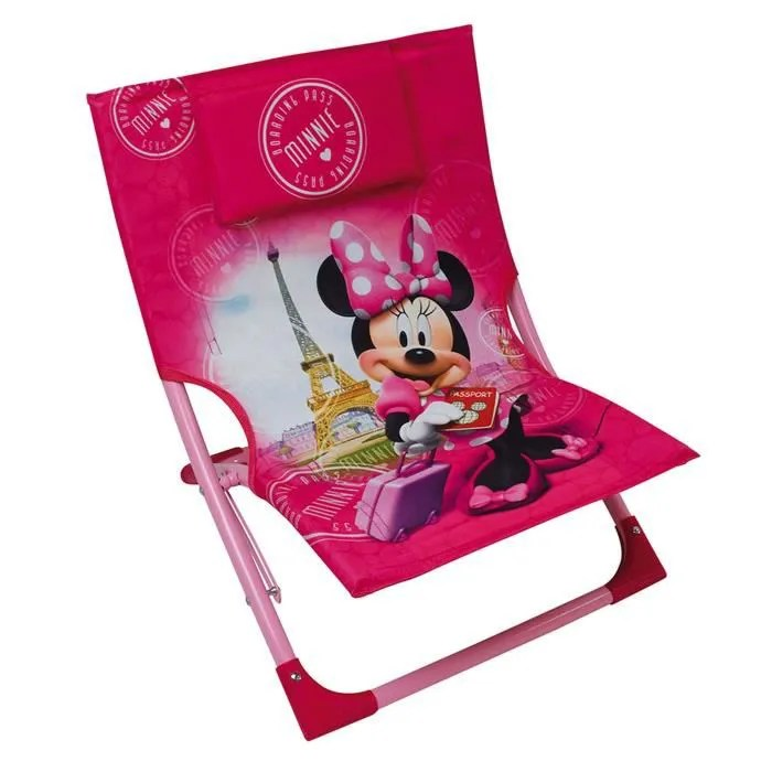 table chaises minnie
