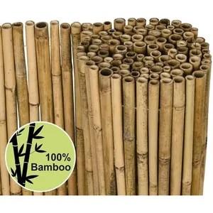 brise vue bambou 1m
