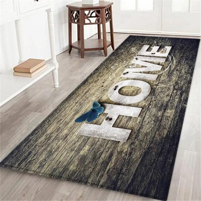 tapis de couloir de tapis de 60x180 cm tapis antid
