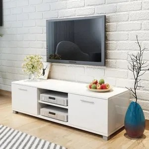 meuble tv hauteur 70 cm 2 portes