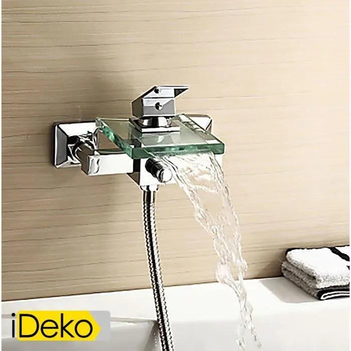 ideko robinet mitigeur robinet de baignoire casca