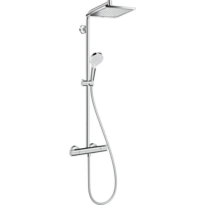 colonne de douche showerpipe crometta e 240 ha