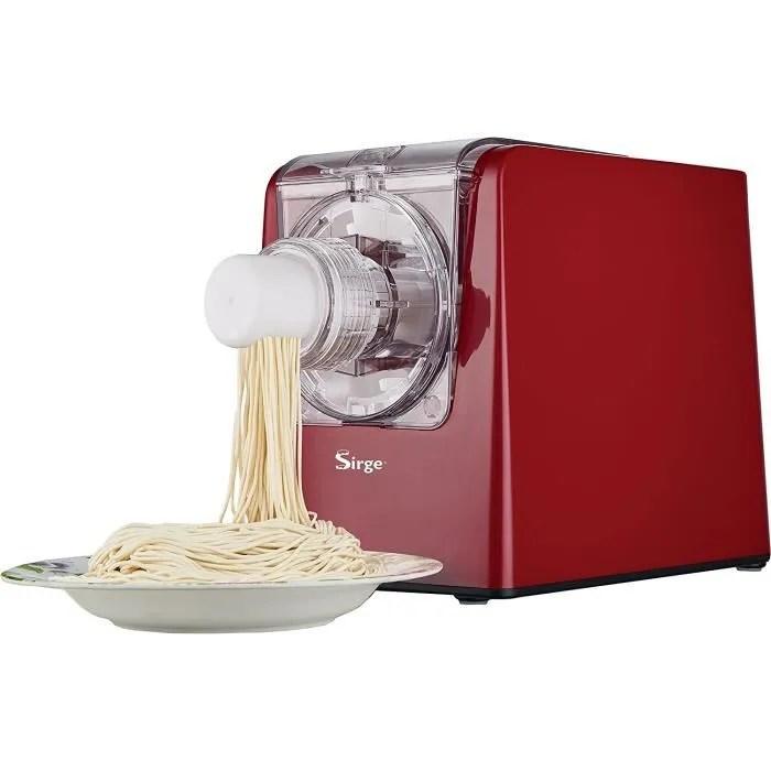 sirge patamagic machine pates automatique pour faire des pates fraiches a la maison 300 watt 14 types de pates ravioli jusqu a