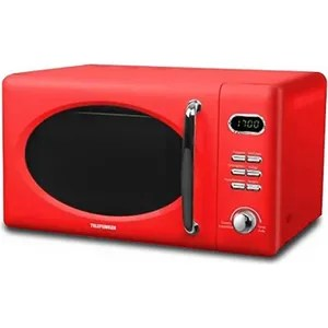 Micro Ondes Rouge Avec Grill Cdiscount