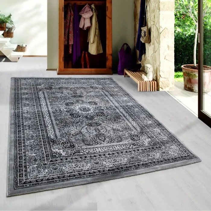 tapis oriental traditionnel classique optique pers