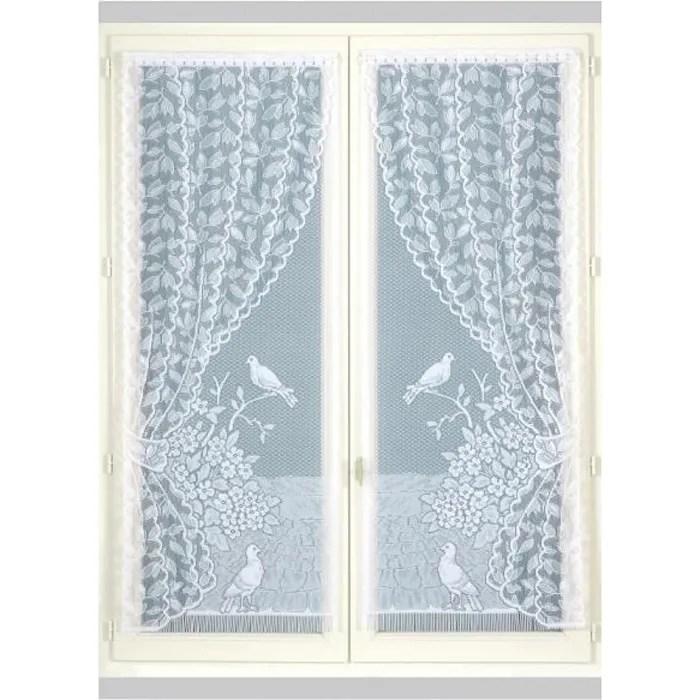 rideaux 60 x 120 cm