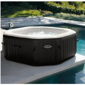 spa gonflable intex cdiscount jardin