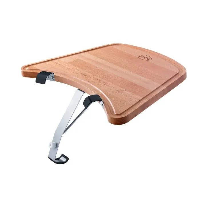 rs25025 tablette amovible pour barbecue