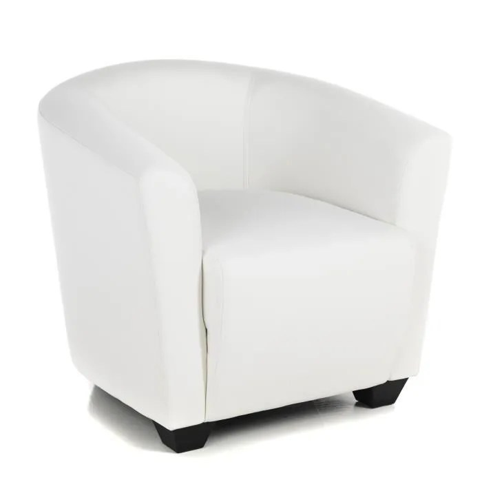 neo cab fauteuil cabriolet blanc