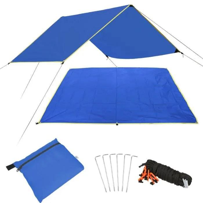 abri anti pluie pour tente de camping auvent multi