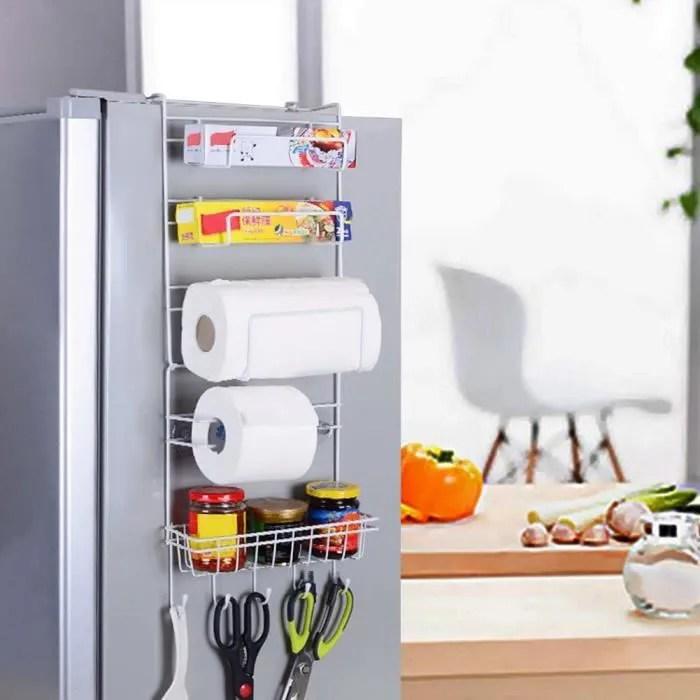 yontree etagere a suspendre pour refrigeratueur avec ventouses panier a suspendre etagere a epices rangement