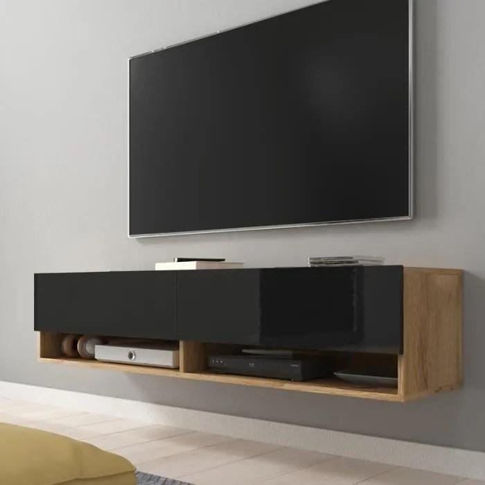 vente meuble tv wander meuble tv 140 cm