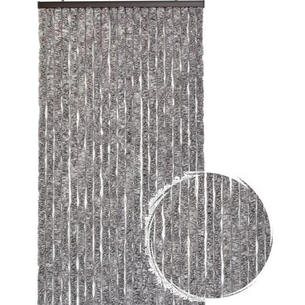 rideaux chaine aluminium
