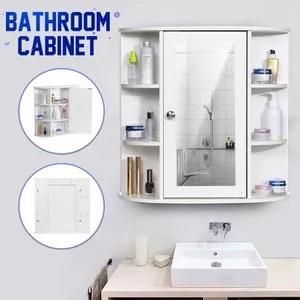 armoire de toilette cdiscount maison
