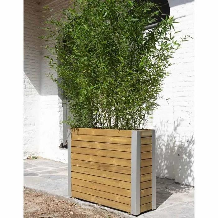 la gamme bambou 100 x 30 x h78 5 cm