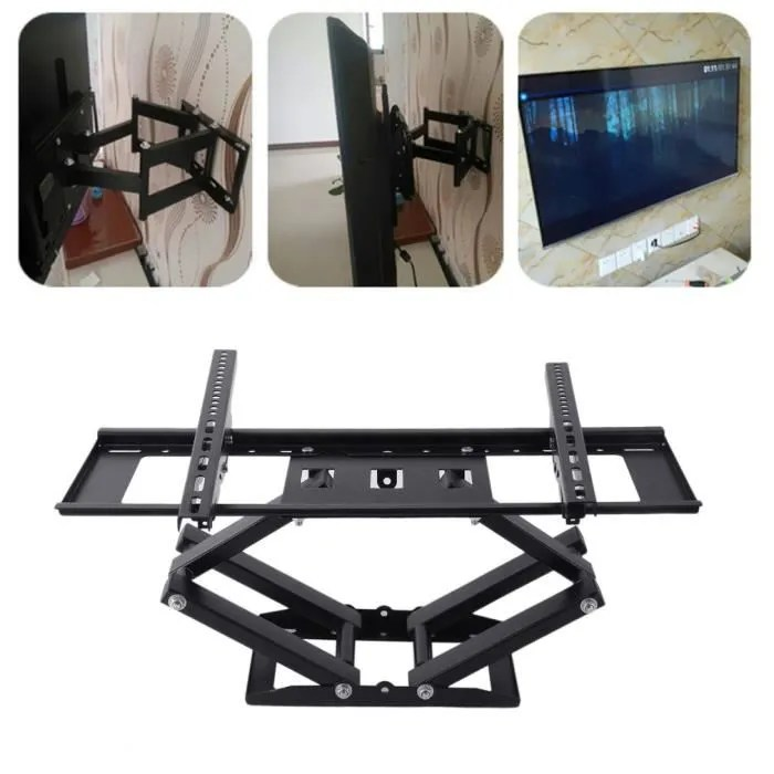 tv support pied meuble tele pied support 32 65 pouces