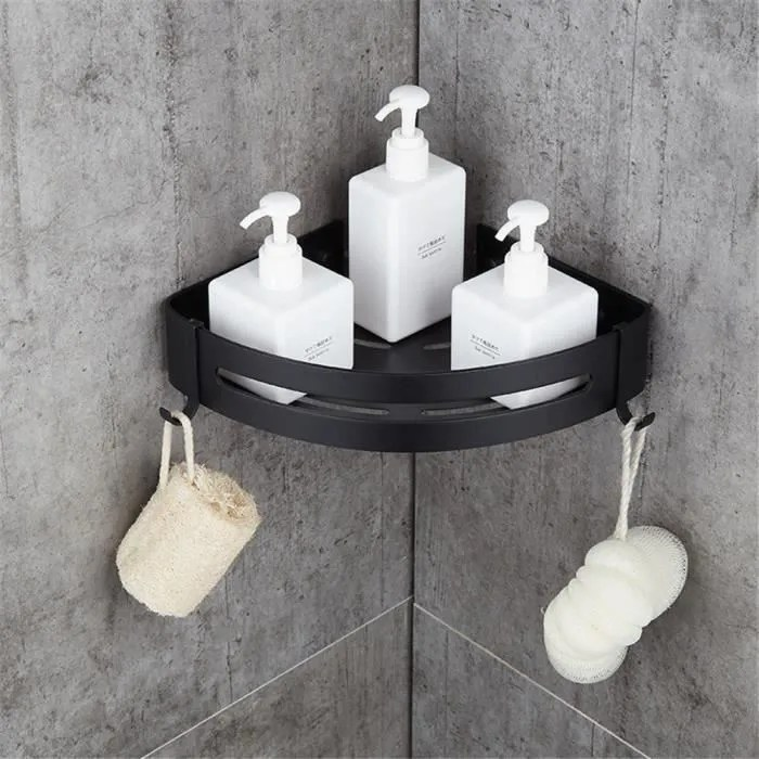 douche baignoire porte shampoing salle