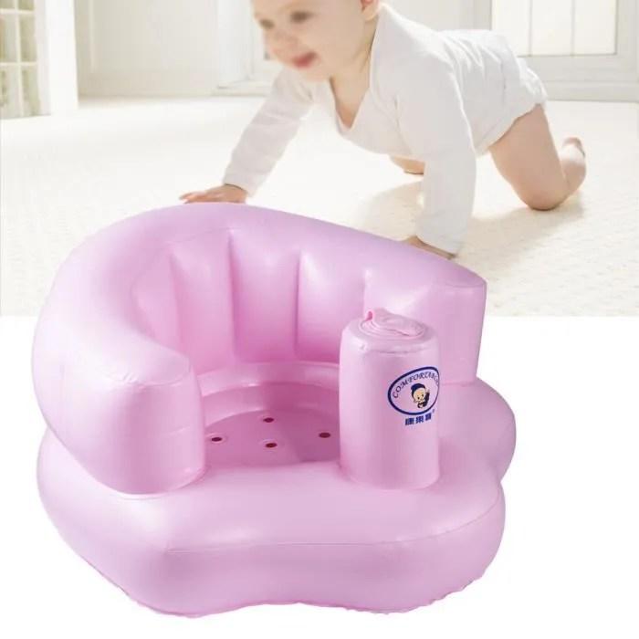 siege de bain bebe multifonction chaise gonflable
