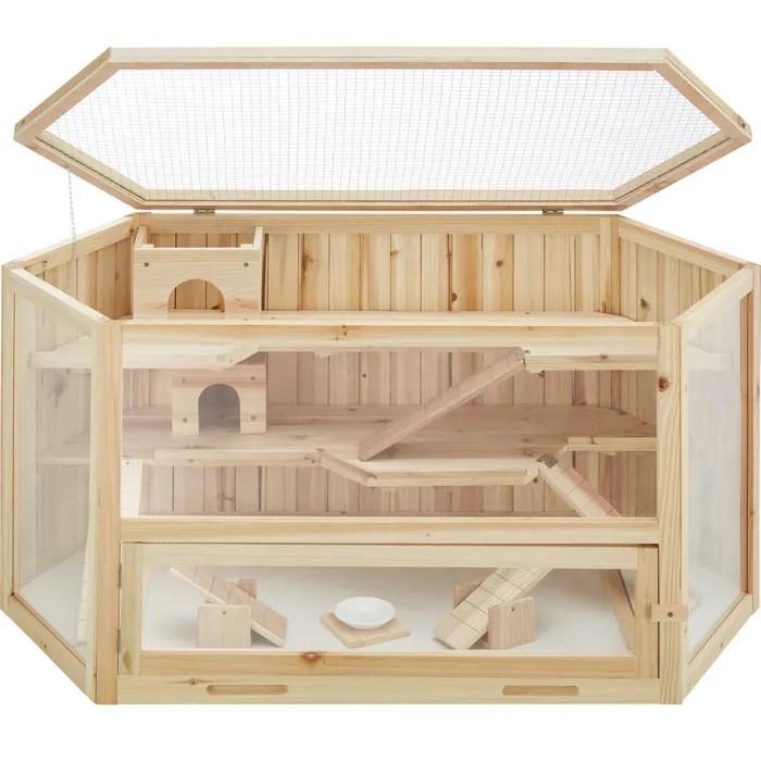 petit casier en bois