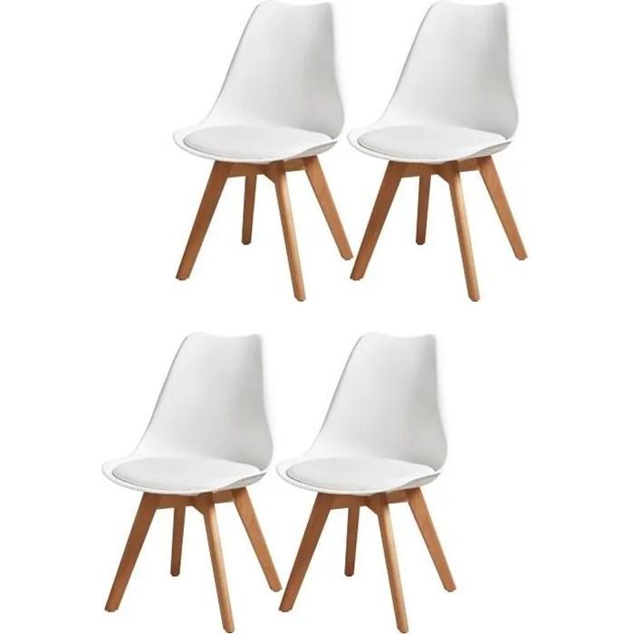 chaise scandinave hauteur assise 50cm