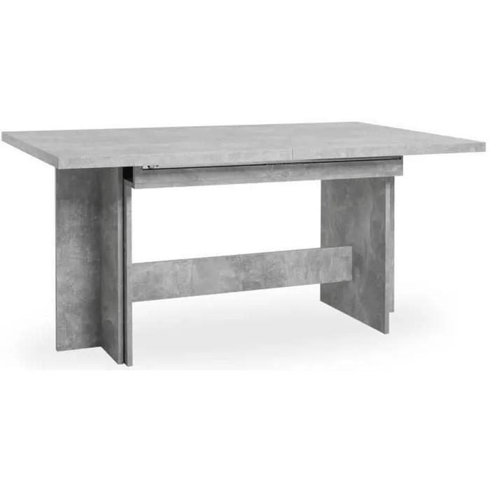 ancona table a manger extensible de 8 a