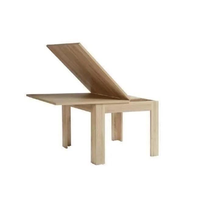 table avec allonges integrees