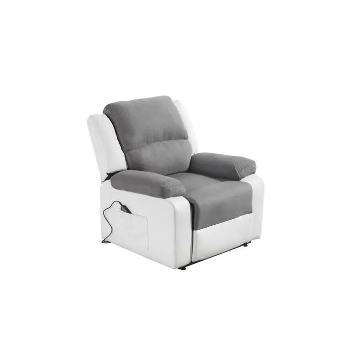 fauteuil de relaxation releveur relax