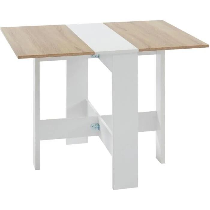table pliante salle a manger
