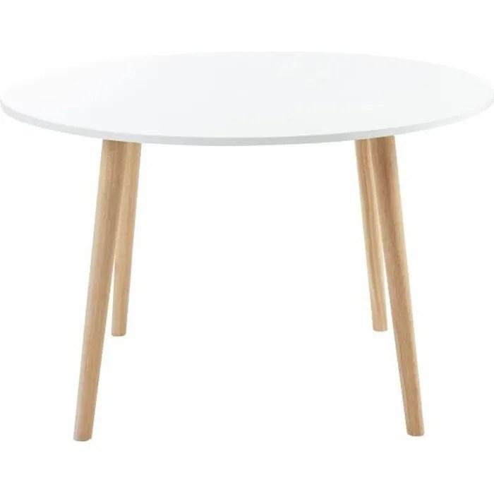 table a manger scandinave extensible